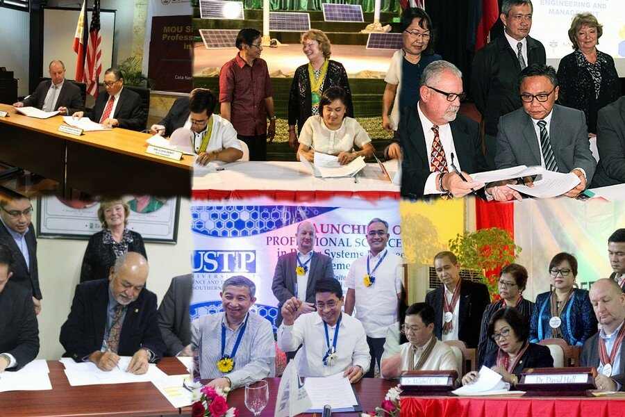CHED recognizes PSM programs of STRIDE partner universities