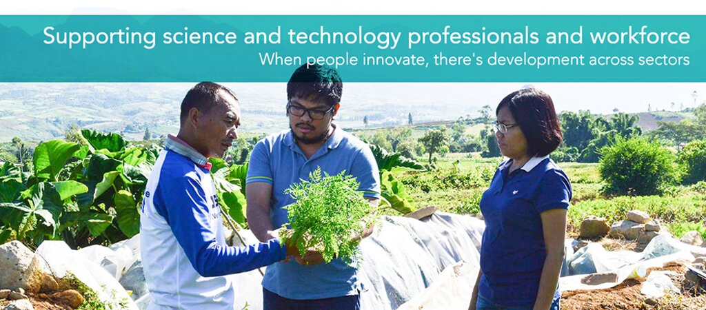 Supporting science and technology professionals and workforce